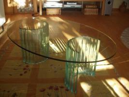Couchtisch Glastisch hochwertig