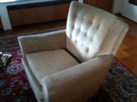 Foto 2 Coutsch und 3 Sessel f�r VB 50, - an Selbstabholer abzugeben
