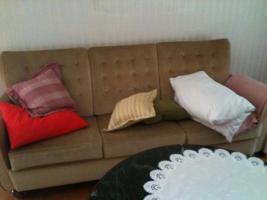 Foto 3 Coutsch und 3 Sessel für VB 50, - an Selbstabholer abzugeben
