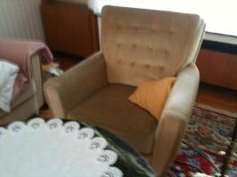 Foto 4 Coutsch und 3 Sessel f�r VB 50, - an Selbstabholer abzugeben