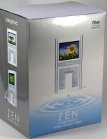 Creative MP3 Player mit 20GB Festplatte