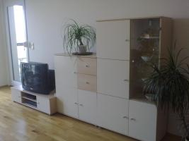 Foto 3 Creme/wei�e Wohnwand, Lounge, 4 teilig