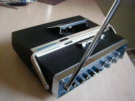 Crown Kassettenradio