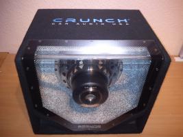 Foto 2 Crunch Ground Pounder Bandpass 25cm