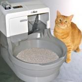 DAS ECHTE WC für Ihre Katze - das System CatGenie 120!