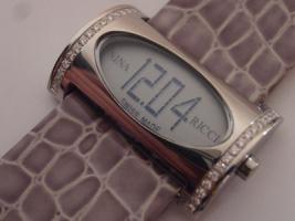 DAU Nina Ricci, Modell Depose, LCD mit Diamanten