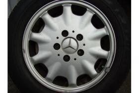 DB Alu mit Michelin Reifen