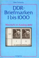 DDR Briefmarken 1-1000   -   Was nicht im Katalog steht