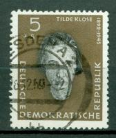 DDR gestempelt Nr. 715 wie auf Bild zu sehen aus Sammlungsauflösung.