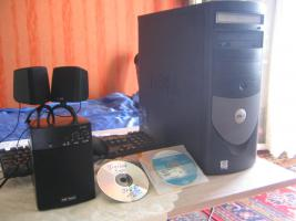Foto 3 DELL PC 2.4 GHz/DELL Win XP CD/DellTastatur/DellMaus/W-Lan/Soundanlage