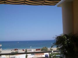 DENIA Spanien Penthouse schönem Meerblick  ferienvermietung