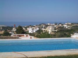 DENIA, Spanien Kurz-Langzeitmiete Villa mit  fantastisches Meerblick