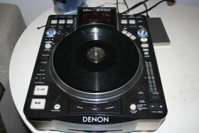 DENON DN-S3700 Digital Media Turntable (2 stück )