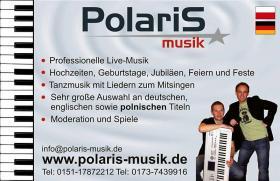 DEUTSCH polnische HOCHZEITSBAND www.polaris-musik.de NRW hochzeit