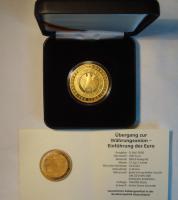 DEUTSCHLAND 200 EURO – A - D - F - G - J 2002 - Goldmünze
