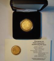 Foto 2 DEUTSCHLAND 200 EURO – A - D - F - G - J 2002 - Goldmünze