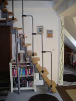 Foto 2 DG Appartement mit kleiner Galerie in Duisburg Huckingen ab sofort zu vermieten!!