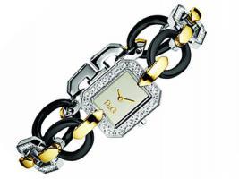 D&G Avalanche DW0656 Damenarmbanduhr
