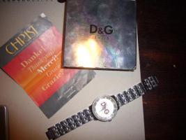 D&G uhr mit quittung von christ