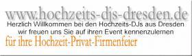 DJ- Service Sachsen