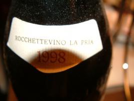 Foto 2 DOLCETTO D`ALBA ROCCHETTEVINO LA PRIA 1998