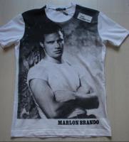 DOLCE & GABBANA T Shirt Marlon Brando 2011