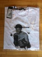 DOLCE & GABBANA T-Shirt Muhammad Ali *2011*