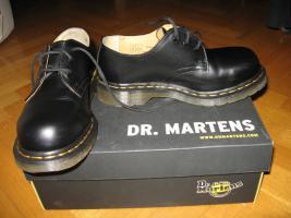 Foto 2 DR. MARTENS Schuhe, 3Loch schwarz, Größe 37 NEU