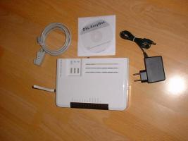 DSL EasyBox A 601 WLAN Router und Modem WIE NEU