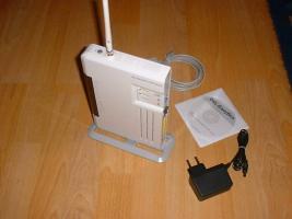 Foto 2 DSL EasyBox A 601 WLAN Router und Modem WIE NEU