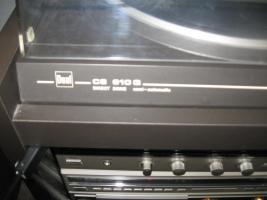 Foto 8 'DUAL - Stereoanlage mit 148 LP's, 24 Singles, 195 MC's