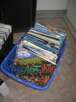 Foto 10 'DUAL - Stereoanlage mit 148 LP's, 24 Singles, 195 MC's