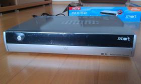 DVB-S2 Receiver Smart MX 92 HDTV V2 Silber