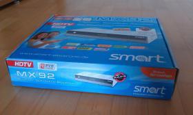 Foto 10 DVB-S2 Receiver Smart MX 92 HDTV V2 Silber