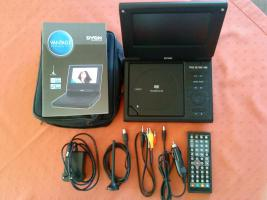 DVBT  Empfänger mit DVD Player