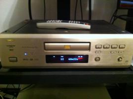 DVD Audio/Video Player Denon 3800, gold, Top High End, neuwertig