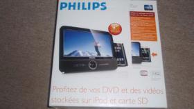 DVD Player Philips DCP 951 fürs Auto und für zu Hause