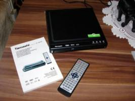 DVD Player Tamashi DV328 BK – MPEG4
