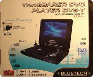 DVD-Player - Tragbarer DVD Player DVB-T