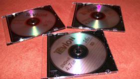 DVD-Rohling + Hülle *neu*