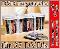 DVD Tragetasche für 37 DVD's