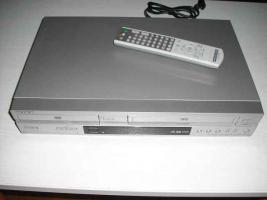 DVD+VHS-Kombi-Gerät