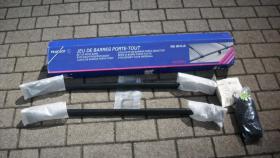 Foto 4 Dachgepäckträger für Peugeot 406 Break + Zurrnetz neuwertig