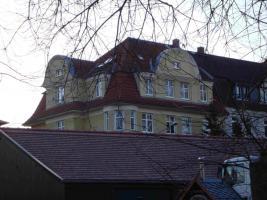 Dachgeschosswohnung mit Gas-Zentralheizung in Bautzen mit Blick auf´s Bergland