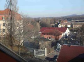 Foto 2 Dachgeschosswohnung mit Gas-Zentralheizung in Bautzen mit Blick auf´s Bergland