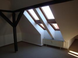 Foto 10 Dachgeschosswohnung mit Gas-Zentralheizung in Bautzen mit Blick auf´s Bergland