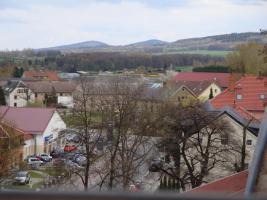 Foto 16 Dachgeschosswohnung mit Gas-Zentralheizung in Bautzen mit Blick auf´s Bergland