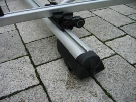 Foto 2 Dachgrundträger inkl. 2 Fahrradhalter