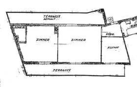 Dachterassenwohnung 58 m2,  unbefristet und provisionsfrei im 16. Bezirk
