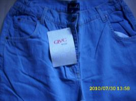 Damen 7/8tel Jeans von QVC _Neuware_